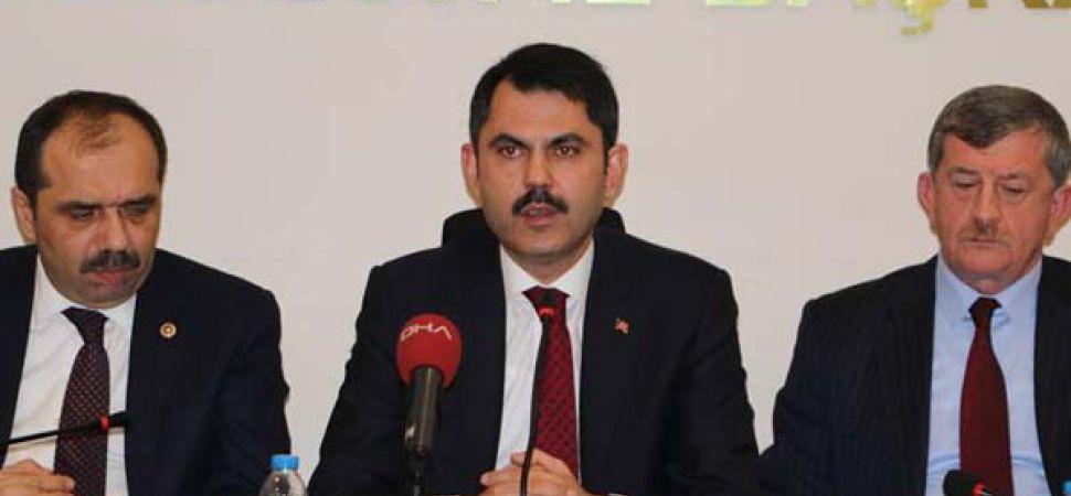 \'Trabzon genelinde 4 milyar 624 milyon liralık yatırım yaptık\'