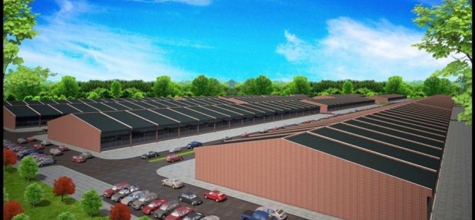 Van'ın yeni marangozlar sitesinin dev projesi onaylandı