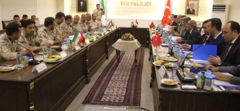 Van'da 'hudut güvenliği' toplantısı