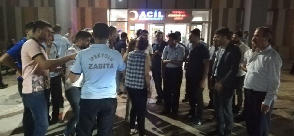 Van\'daki Seyyar Saldırısında 9 Zabıta Yaralandı