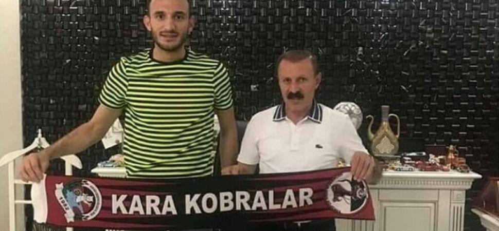 Mustafa Gürbüz Vanspor\'da