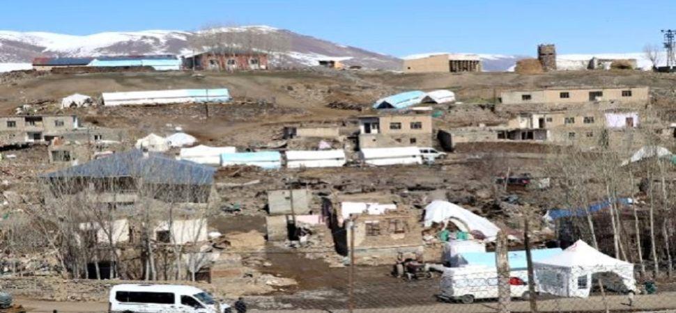 Başkale'de depremzedeler için çelik konstrüksiyon evler yapılacak