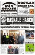 Başkale Haber Gazetesi - 2019-04-16 09:34:32 Manşeti