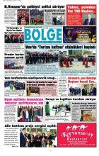 Van Bölge Gazetesi - 2019-04-16 02:35:11 Manşeti