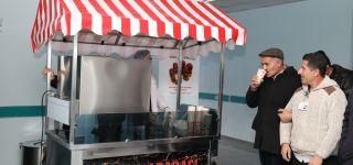 Başkale Belediyesinden Vatandaşlara Çorba İkramı