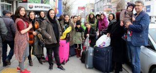 Van Bir Ayda 50 Bin Turisti Ağırladı