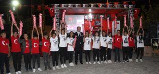 Başkale 'de 15 Temmuz Demokrasi ve Milli Birlik Günü