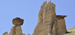 Başkale Peribacaları(VANADOKYA)