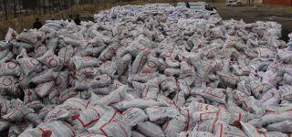 Başkale'de 4 Bin 750 Aileye Kömür Yardımı