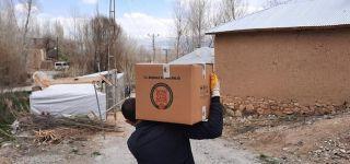 Başkale'de 3 Bin 650 Aileye Gıda Yardımı Yapıldı.