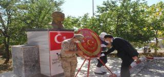 Başkale'de 19 Eylül Gaziler Günü programı düzenlendi.