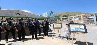 Başkale'de Filistin'e destek kermesi
